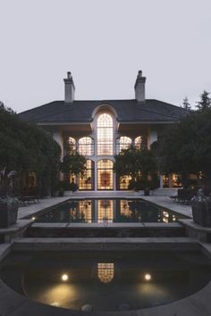 envyavenue: Northridge Country House Photographer - Luxury Homes Style At Home, Architecture Design, Contemporary Architecture, Contemporary Design, Big Houses, House Goals, Home Fashion, 90s Fashion, My Dream Home
