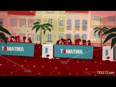 TomatinaTickets.com - La Tomatina de Buñol Valencia Spain - Audio English…