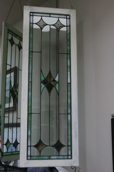 Stained Glass Cabinets, Antique Stained Glass Windows, Stained Glass Quilt, Stained Glass Door, Stained Glass Panels, Leaded Glass, Stained Glass Patterns Free, Stained Glass Designs, Lead Windows