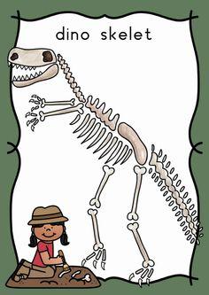 Dinosaur Activities, Dinosaur Crafts, Dragons, Dinosaur Bones, Busy Book, Prehistory, Drawing For Kids, Prints, Museum