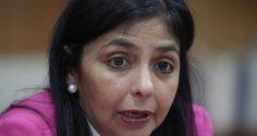 """¡NO LO SUPERA! Delcy Rodríguez dice que es un """"cinismo"""" la toma de posesión de Argentina en Mercosur"""
