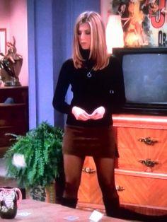 Rachel Green, Jennifer Anniston fashion 90's