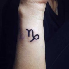 Galeria: 15 tatuagens do signo de capricórnio