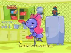 borboletinha ta na cozinha.mp4 - YouTube Spanish Songs, Kids Songs, Youtube, Diy And Crafts, Family Guy, Classroom, Make It Yourself, Humor, Animation