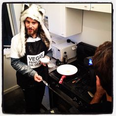 """ VyRT: THE MARS LABORATORY ""       "" Beautiful day to VyRT!!  # VyRTtheMARSLab ""       "" Who's ready to jump in? ""       "" Alex and Jared ..."