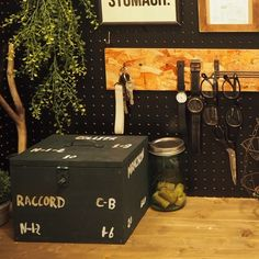 ***セリアの仕切り木箱を使って収納BOXをDIY|LIMIA (リミア)