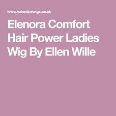 Elenora Comfort Hair Power Ladies Wig By Ellen Wille