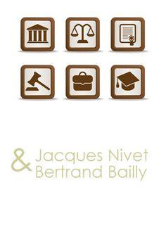 L'Etude d'huissiers Nivet Bailly nous a confié la création de son site Internet