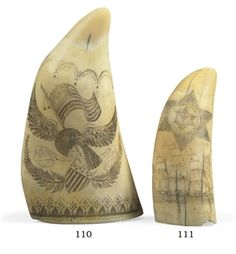 Real Scrimshaw for Sale | large scrimshaw whales tooth E. Pluribus Unum** | AMERICAN; 19TH ...