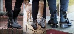 Primeboots, botas e casacos de couro perfeitas para enfrentar o inverno europeu!