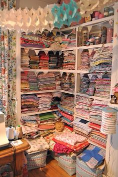 Heaven for the quilter!
