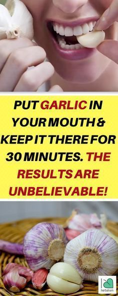 The healthy and amazing nutrients in garlic are beneficial for your entire body. This amazing vegetable has anti-bacterial properties, it's used in treating many dangerous diseases and it's used for recovering your entire organism. WATCH THE VIDEO AND YOU'LL BE AMAZED.I don't know about that!!!