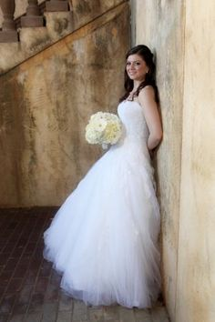 Bridal session in Las Colinas Canals