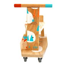 Blue Zone: Wooden toys never get old and last for generations to come....