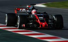 Descargar fondos de pantalla Kevin Magnussen, 4k, Haas VF-17, Formula Uno, F1, 2017 coches, Fórmula 1, Haas F1 Team