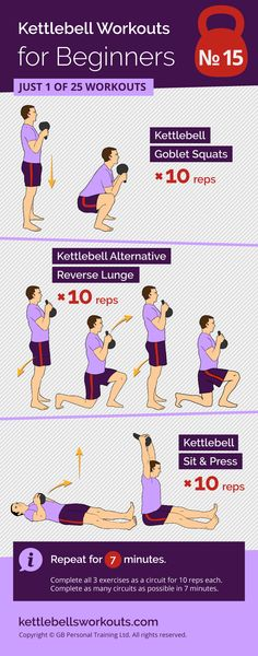 A great beginners kettlebell workout that mixes the two all important kettlebell squat with the kettlebell lunge as well as developing the core and shoulders with the kettlebell sit and press #kettlebell #kettlebellworkout #exercise #fitness