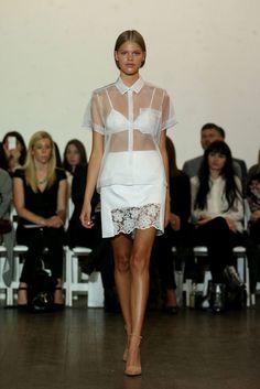 Karla Spetic - Fall 2013 Ready-to-Wear