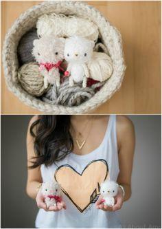 Handmade Fluffy Bear