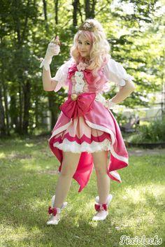 Resultado de imagem para go princess precure cosplay