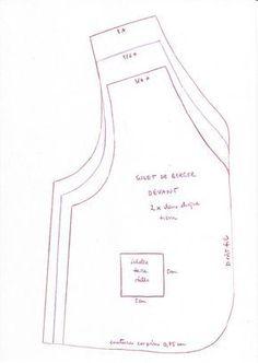 PDF Sewing Pattern, The Jersey Boxy Vest, from Angela Kane
