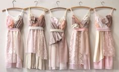 Individual Final Payments for Shannyn's Custom Bridesmaids Dresses. $70.00, via Etsy.