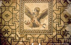 Cyprus Pafos Mosaics