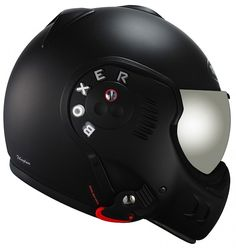 The helmet designs from French company Roof are nothing if not unique, the Boxer V8 is a full-face helmet with a flip-up front that swivels around to the...