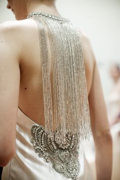 How incredible is this back detail?!