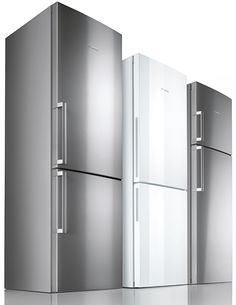 New SmartCool refrigerators from Bosch