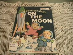 HAVE THIS ONE. The Berenstain Bears ON THE MOON Beginning by AntiqueDiscoveries, $3.99