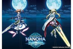1st Magical Girl Lyrical Nanoha Reflection film's release date, key visual revealed - http://wowjapan.asia/2017/01/1st-magical-girl-lyrical-nanoha-reflection-films-release-date-key-visual-revealed/