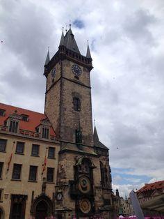 Pretty neat, Prague