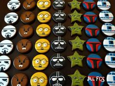 Thought of @Matters of Grey when I saw these cookies!
