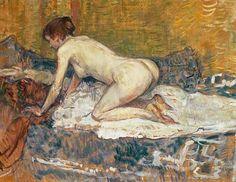 Pintor Henri de Toulouse-Lautrec ~ postimpresionista