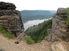 Columba River Gorge