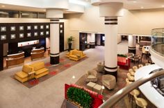 Our lobby is your space, your way.