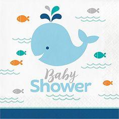 Blue Whale Baby Shower Lunch Napkins (16 ct) Creative Con... https://www.amazon.com/dp/B06WVBVND1/ref=cm_sw_r_pi_dp_x_Q0E0ybDXB2RBX