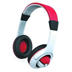(affiliate link) Pokemon Stereo Headband Headphones