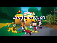 Mickey Mouse Clubhouse Mouse-Ke-Cafe Game Full Episodes