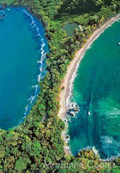 Costa Rica Vista de Manuel Antonio