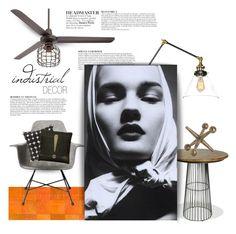 """Untitled #40"" by oktaviarmdhn ❤ liked on Polyvore featuring interior, interiors, interior design, home, home decor, interior decorating, Barclay Butera, Anja, Lyon Béton and Casa Vieja"