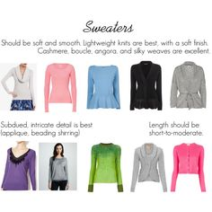 Soft Classic Sweaters by oscillate on Polyvore