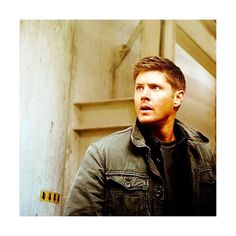 Dean Winchester ❤ liked on Polyvore featuring supernatural