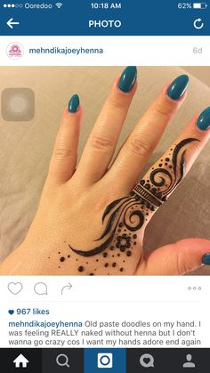 31 Ideas for tattoo finger hand mehndi designs Henna Tattoos, Henna Tattoo Hand, Et Tattoo, Hand Mehndi, Henna Tattoo Designs, Henna Art, Finger Tattoos, Henna On Hand, Mehandi Henna