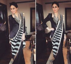 Kareena Kapoor Khan stuns in her traditional and chic attire!