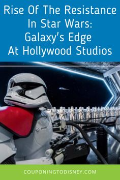 Rise Of The Resistance In Star Wars: Galaxy's Edge At Hollywood Studios Disney World Rides, Disney World Parks, Disney World Planning, Walt Disney World Vacations, Cruise Vacation, Disney Cruise, Disney World Hollywood Studios, Walt Disney Imagineering, Disney Tickets