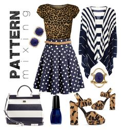 """Pattern mixing"" by diiannnnnnnnaa ❤ liked on Polyvore featuring WearAll, Dolce&Gabbana, Prada, Barbour, Mociun, Frederic Sage and Wet n Wild"