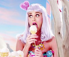 katty perry candyland