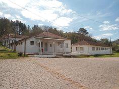 E.E.E.M. Professora Gladi Machado Garcia, localizada nas Minas do Camaquã, interior de Caçapava do Sul.