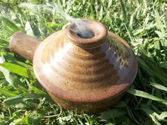 Stone Smudging Bowl